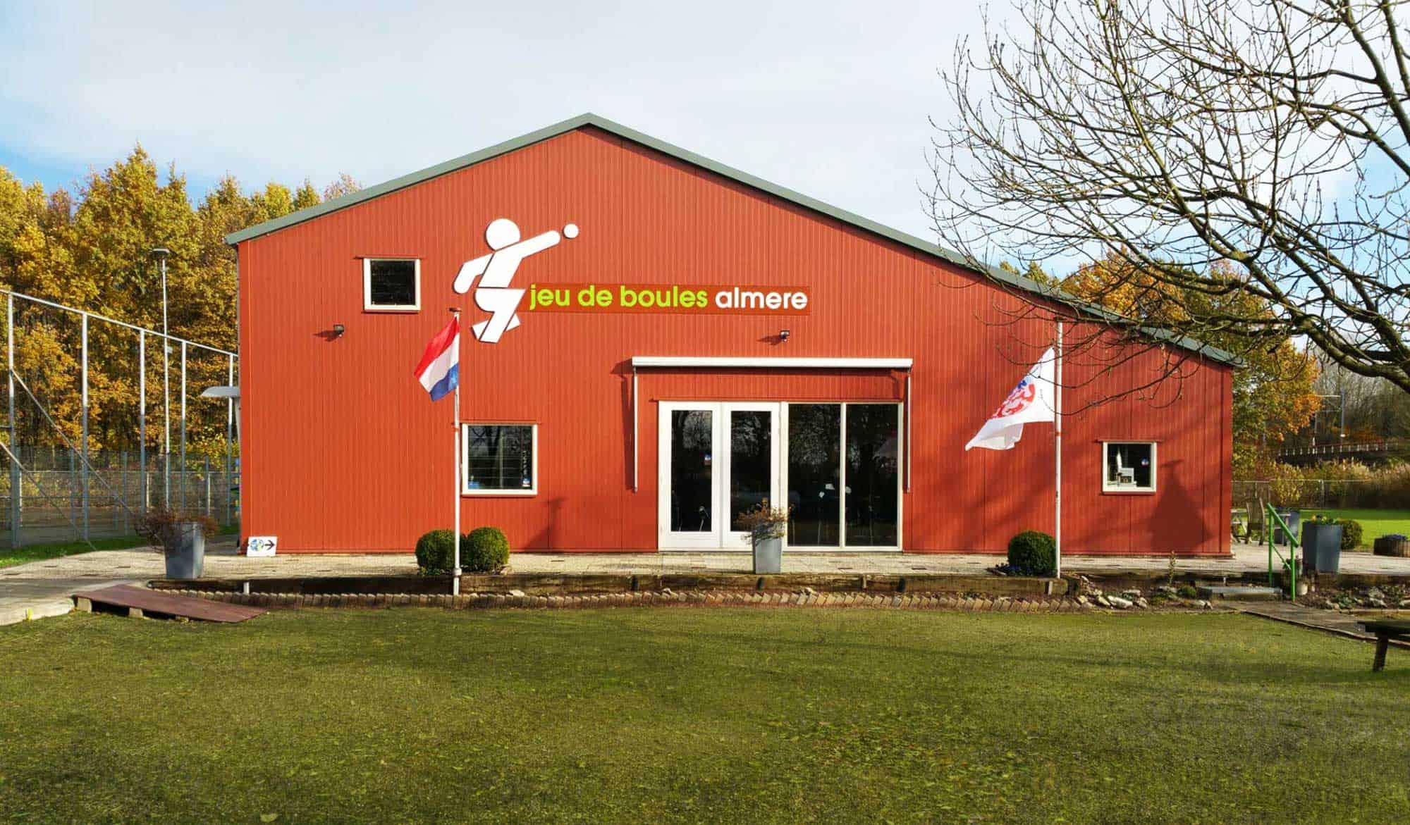 Jeu de Boules Almere-Stad