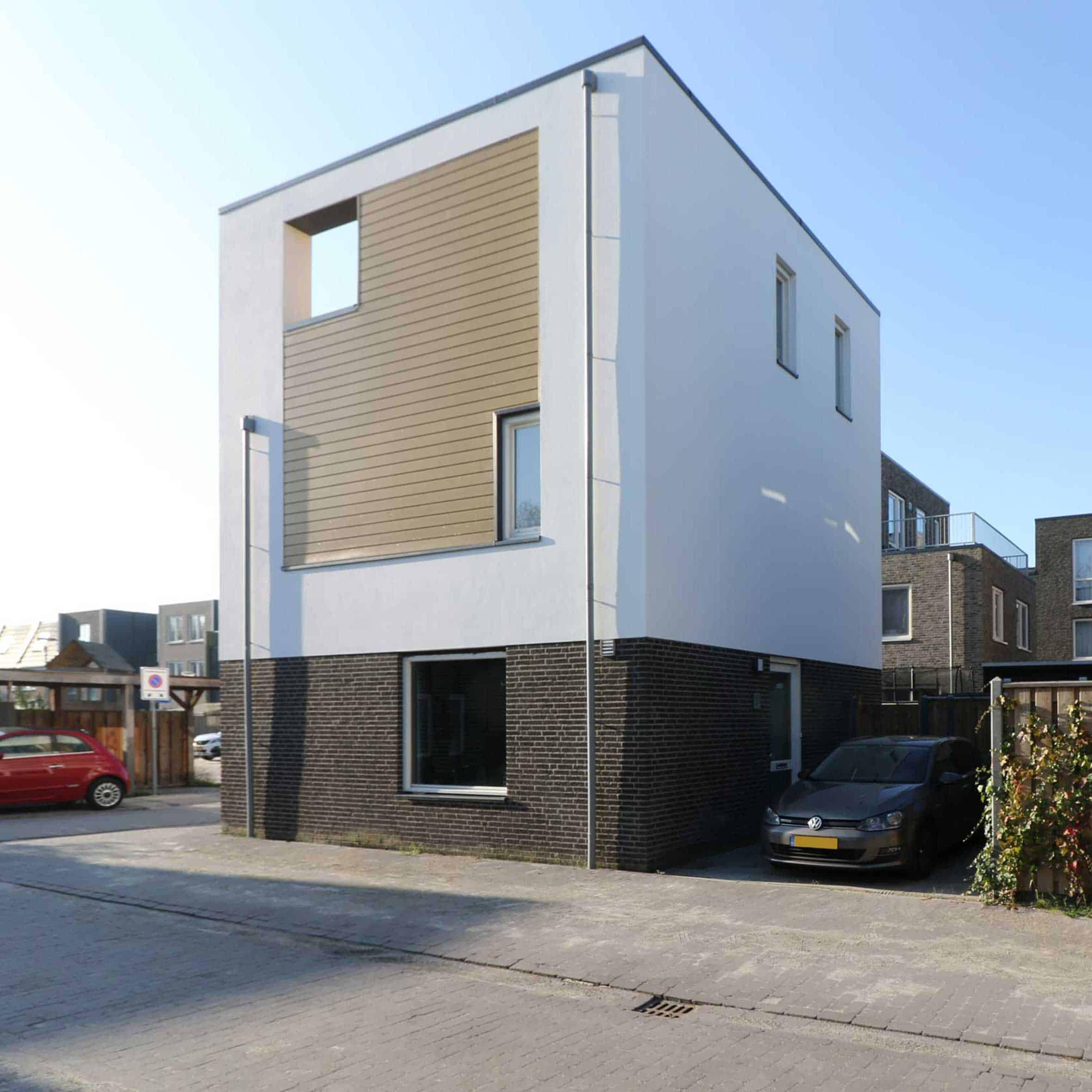Vrijstaande woning in het 'vrije veld' Almere Poort