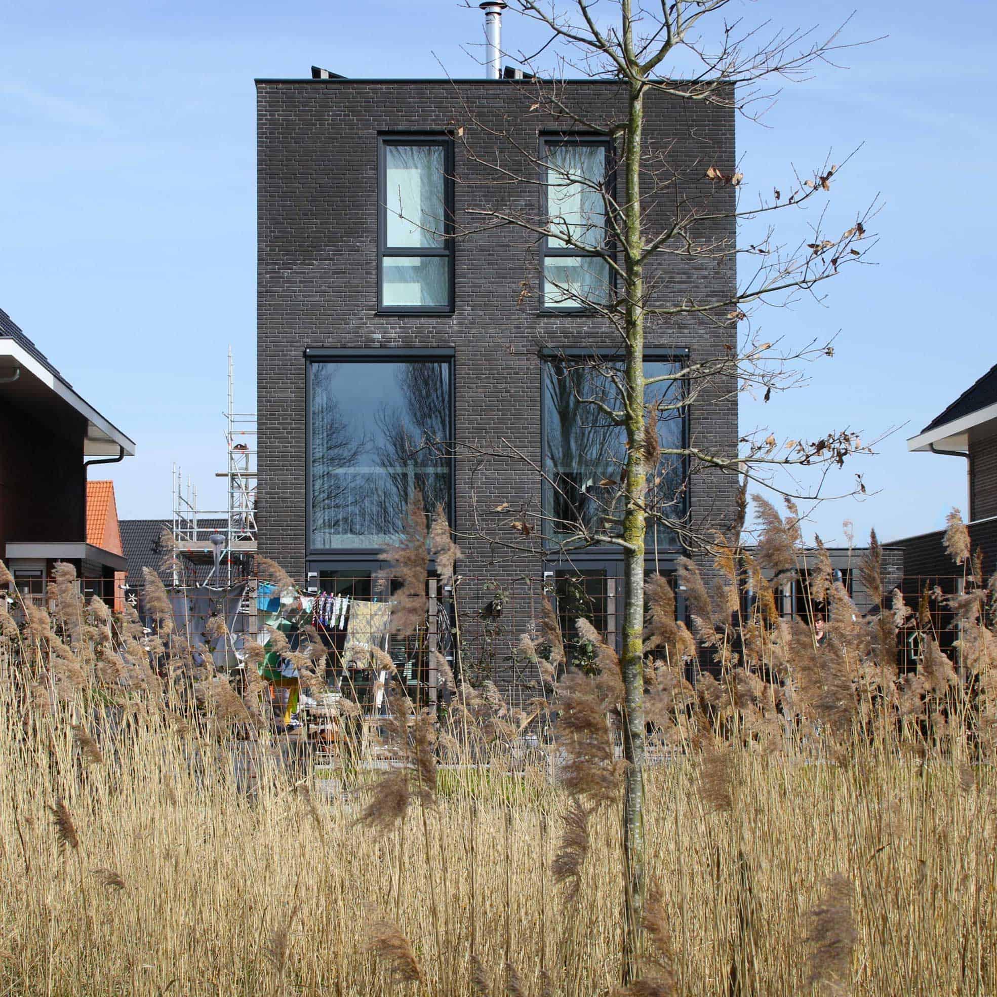 Vrijstaande woning Almere Have | Olof Architects