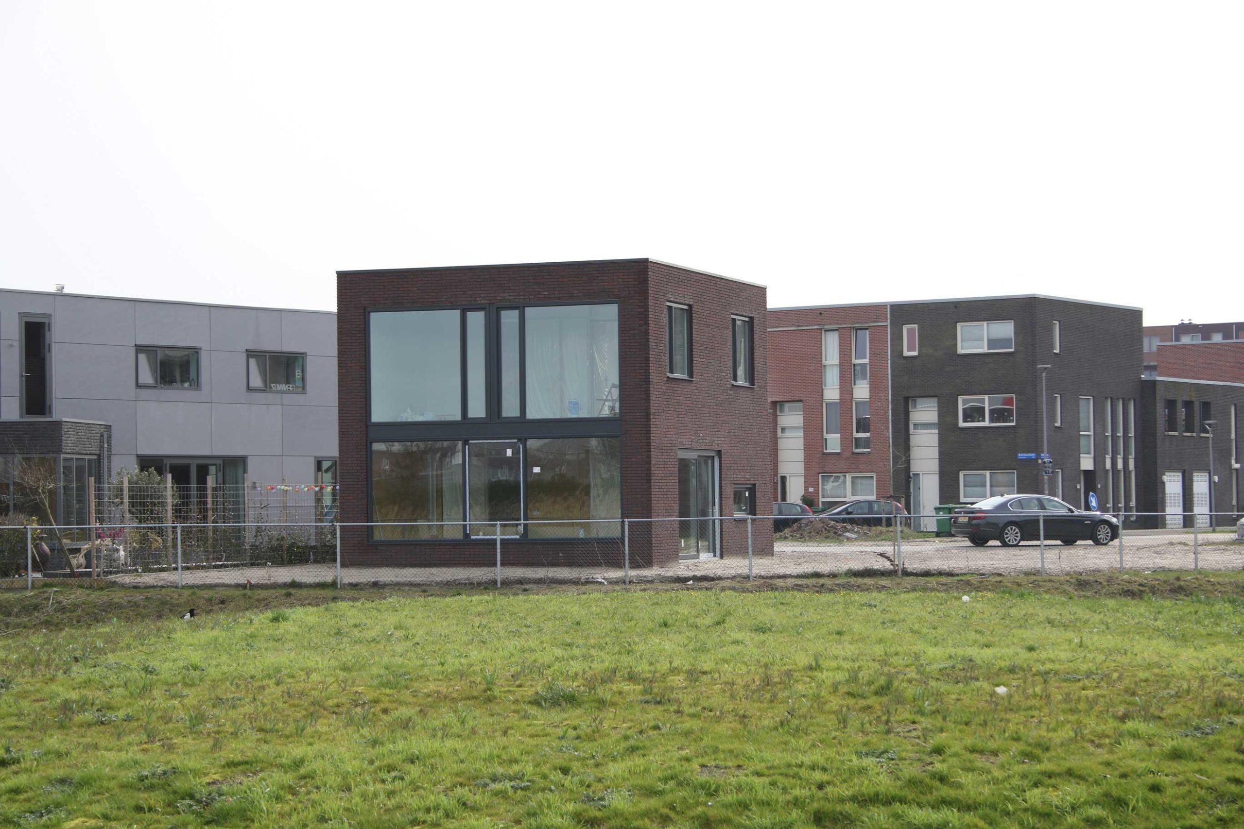 Vrijstaande woning Almere Poort