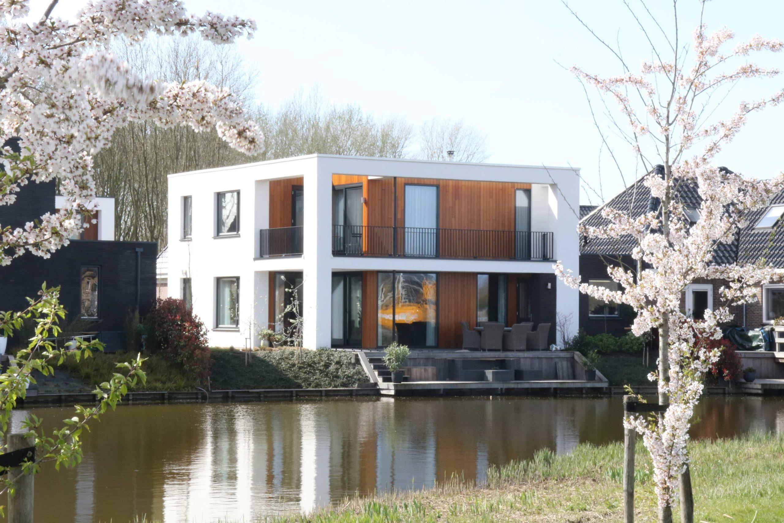 Frits Zernikesstraat Almere-Nobelhorst