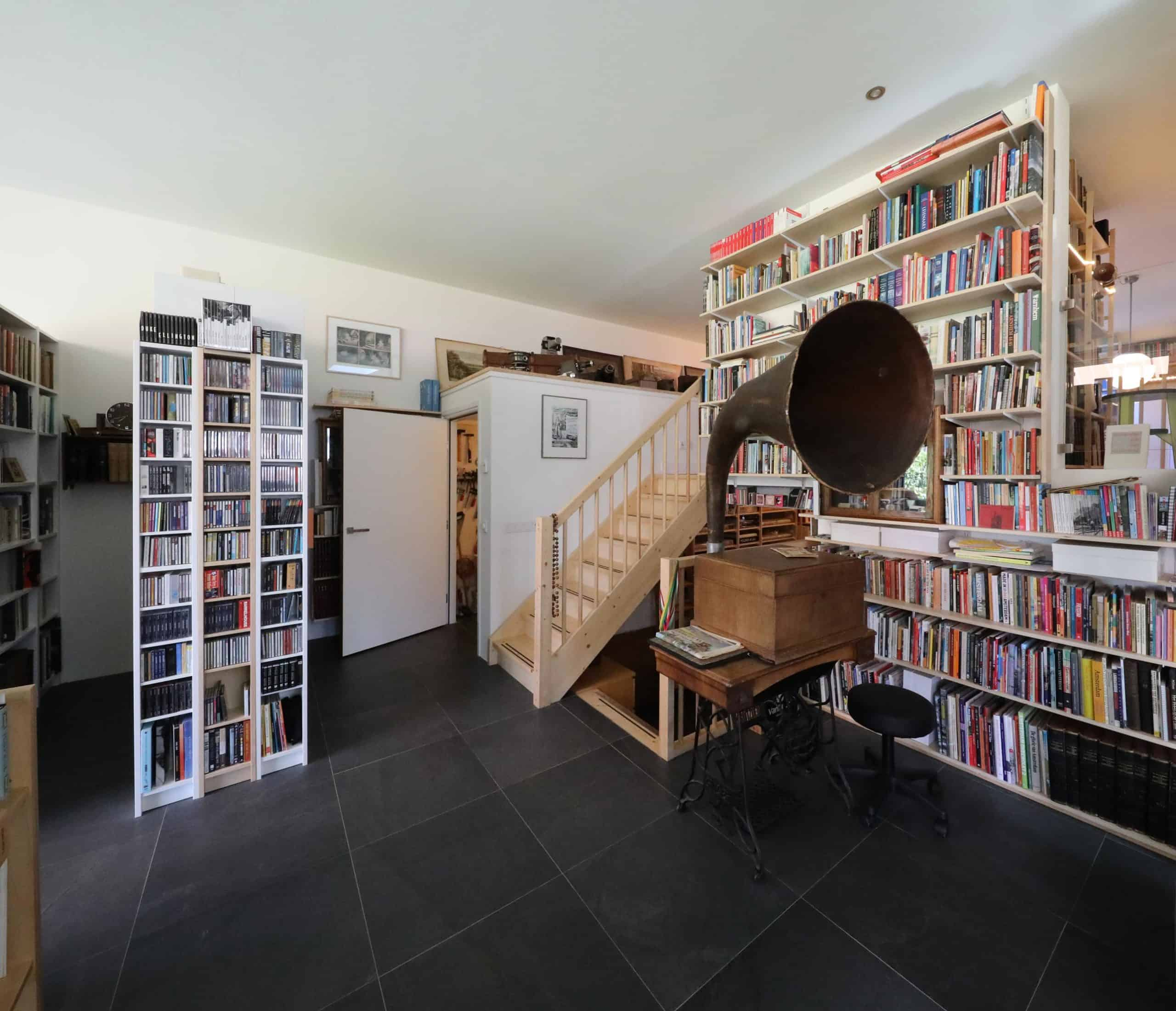 Vrijstaande moderne villa Almere Poort | Olof Architects