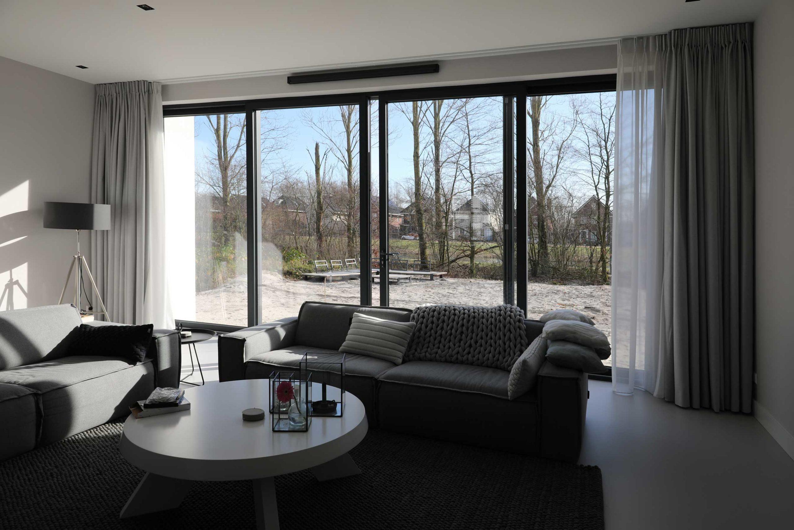 Moderne villa Almere Noorderplassen   Olof Architects
