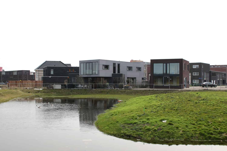 Moderne villa Almere Poort