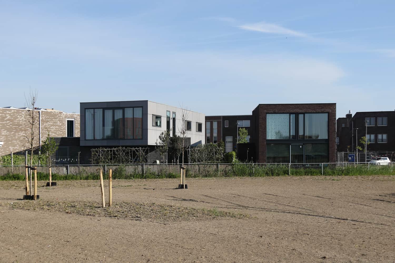 Moderne villa's Almere Poort