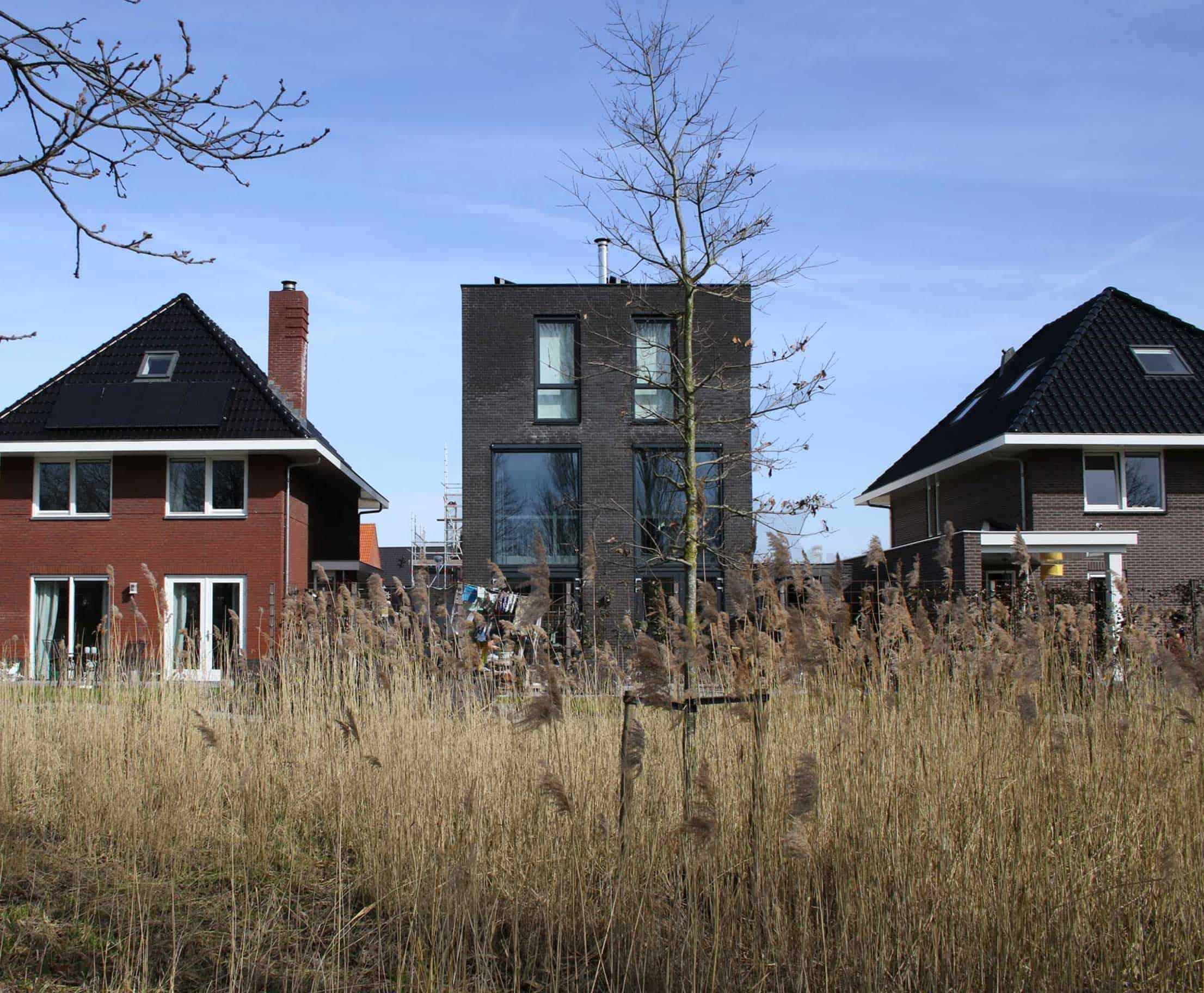 Vrijstaande woning Almere Have   Olof Architects