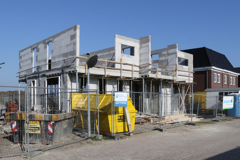 Luxueuze vrijstaande villa in aanbouw Almere Vogelhorst | Olof Architects